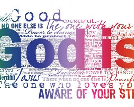 God Is….