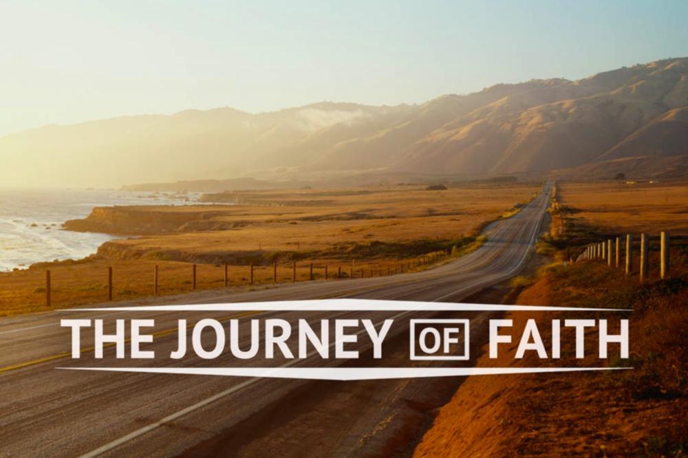 A journey of faith.